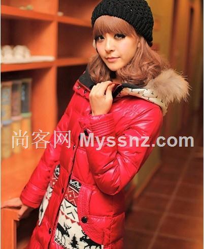 2013冬装n种搭配时尚流行随你选