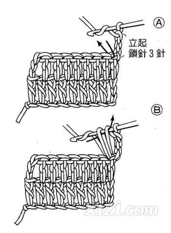 2011年09月01日 - 钩针姐姐 - 钩花博客钩针图解crochet blog
